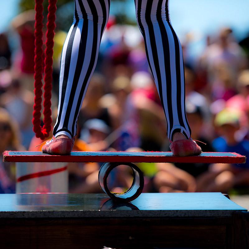 el circo grande' school incursion