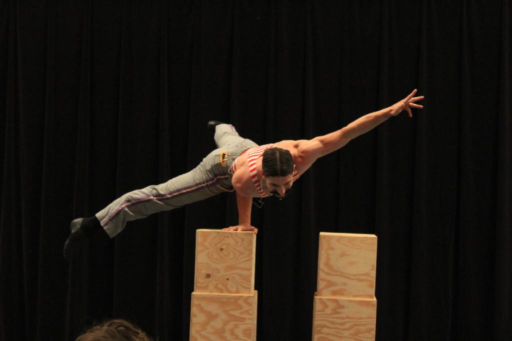 true strength circus show