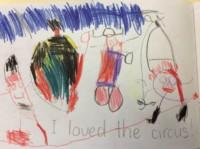 Lawrence Public School Circus writing
